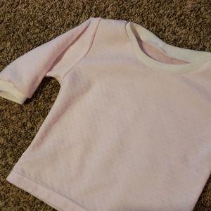3/$12 pink shirt